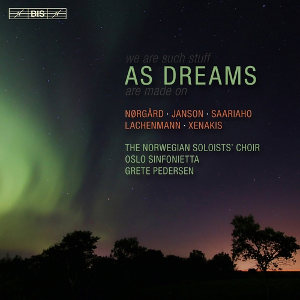 As Dreams - Pedersen