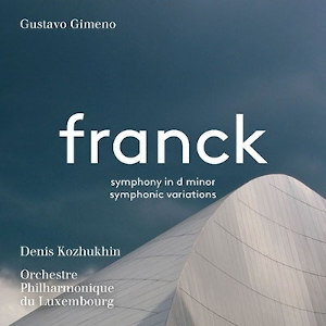Franck: Symphony in D minor - Gimeno