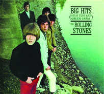 The Rolling Stones: Big Hits: High Tide and Green Grass (US)