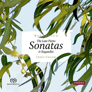 Beethoven: Piano Sonatas 30-32 - Colom