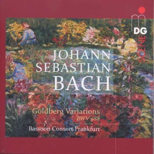 Bach: Goldberg Variations - Bassoon Consort Frankfurt
