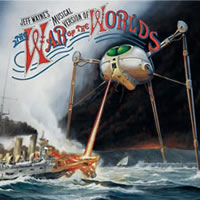 Jeff Wayne: The War of the Worlds