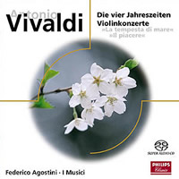 Vivaldi: The Four Seasons - Agostini