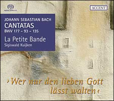 Bach: Cantatas through the Liturgical Year, Vol. 2 - Kuijken