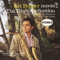Art Pepper: Art Pepper meets The Rhythm Section