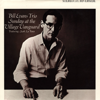 Bill Evans Trio: Sunday At The Village Vanguard