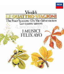 Vivaldi: The Four Seasons - Ayo