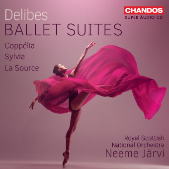 Delibes: Ballet Suites - Royal Scottish National Orchestra, Neeme Järvi