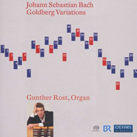 Bach: Goldberg Variations - Gunther Rost