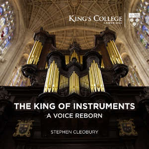 The King of Instruments: A Voice Reborn - Cleobury