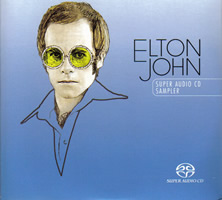 Elton John: Super Audio CD Sampler