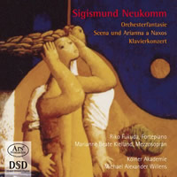 Forgotten Treasures, Vol 08: Neukomm: Piano concerto, Fantasie, Scena - Kielland, Fukada, Willens