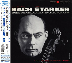 Bach: Cello Suites - Janos Starker