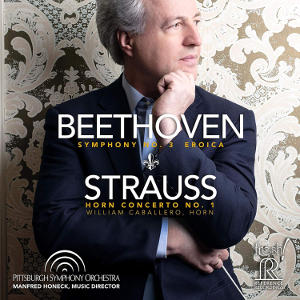 Beethoven: Symphony No. 3 - Honeck